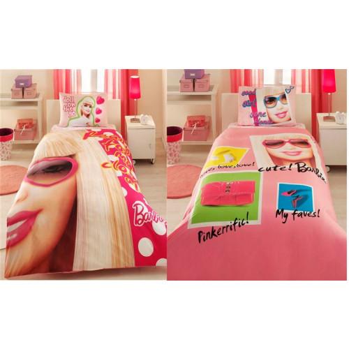 Детское постельное белье TAC Barbie Close up