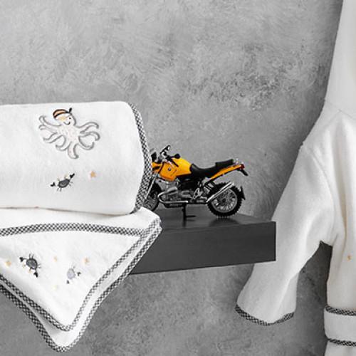 Набор полотенец Tivolyo Home Pirates (2 предмета)
