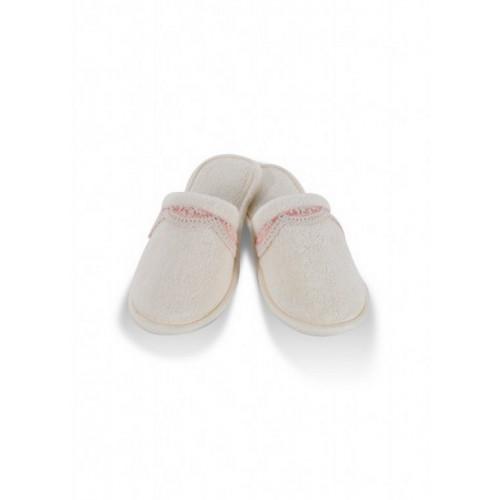 Тапочки Soft Cotton Buket (кремовый)