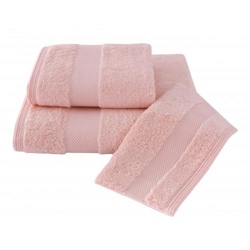 Полотенце Soft Сotton Deluxe (розовое)
