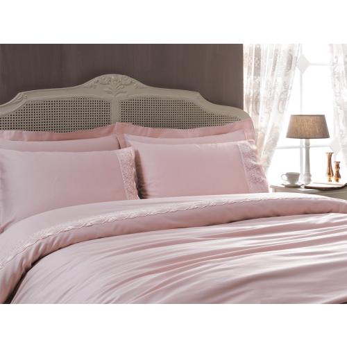Постельное белье Tivolyo Diamant (розовое)
