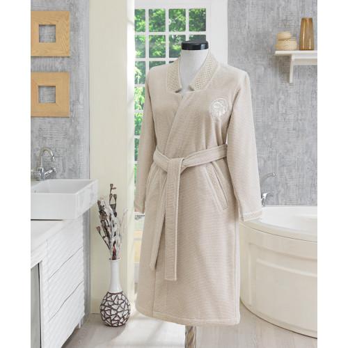 Soft Cotton Eliza  - изящный женский халат на каждый день