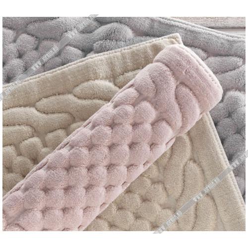 Коврик для ног Gelin Home Erguvan (розовый)