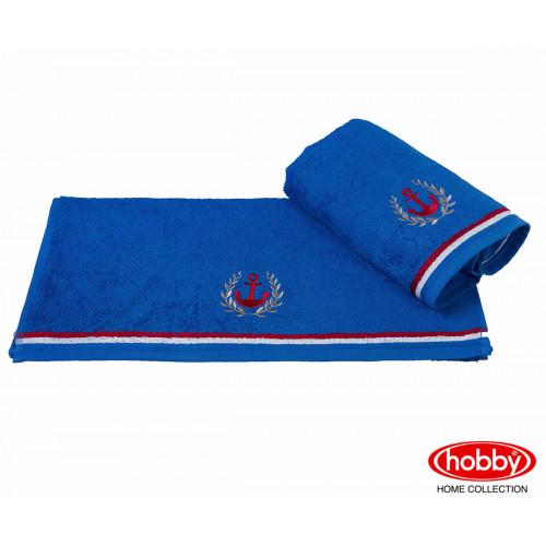 Полотенце Hobby Home Collection Maritim (синее)