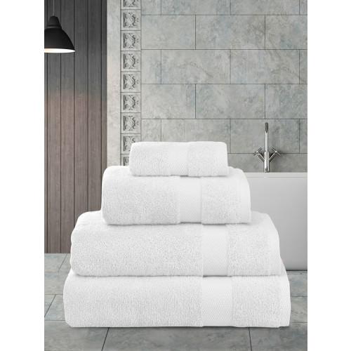 Полотенце Karna Arel (белый)
