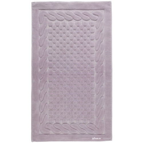 Набор ковриков Gelin Home Erguvan (2 предмета) лиловый