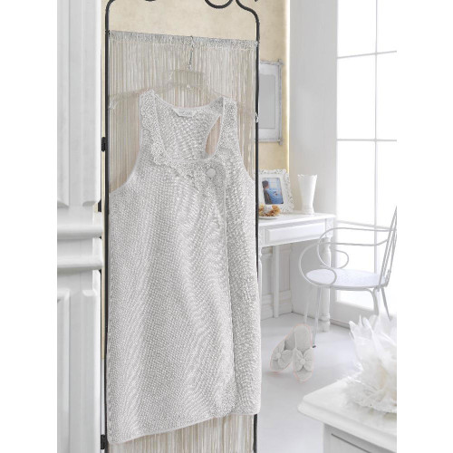 Набор для сауны женский Soft Cotton Iris (белый)