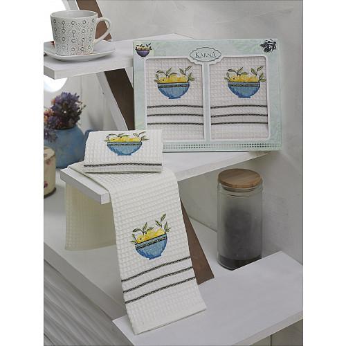 Набор салфеток Karna Votre V5 (2 предмета) 40x60