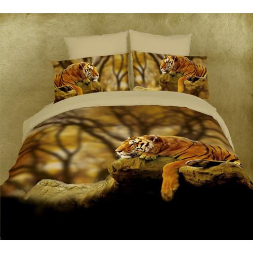 Постельное белье Famille RS-84 Cпящий тигр