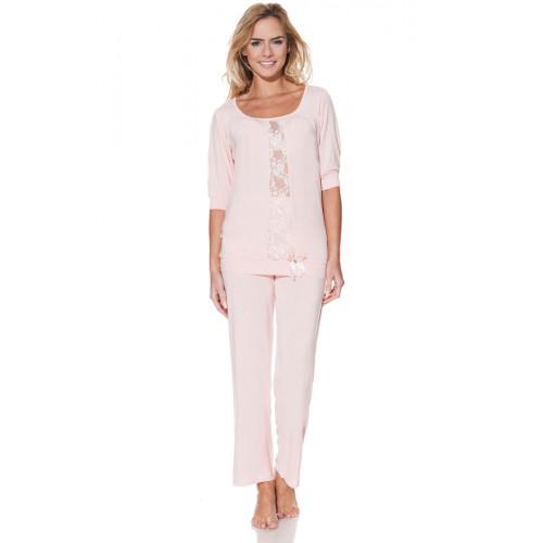 Пижама Luisa Moretti LMS-2001 (розовая)