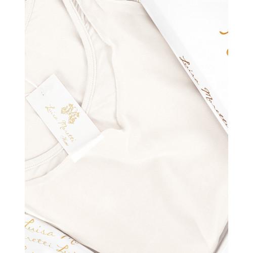 Пижама Luisa Moretti LMS-3047 (кремовая)