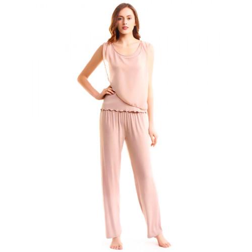 Пижама Luisa Moretti LMS-3047 (розовая)