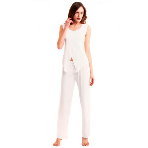 Пижама Luisa Moretti LMS-3049 (кремовая)