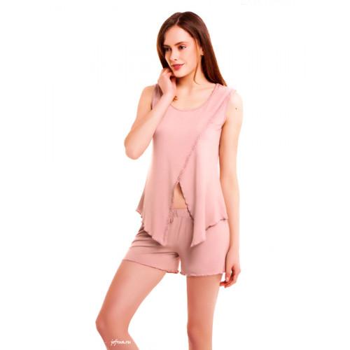 Пижама Luisa Moretti LMS-3029 (розовая)