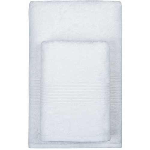 Полотенце TAC Maison Bambu (белое)