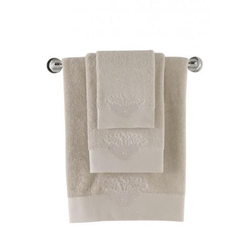 Полотенце Soft Cotton Melis (пудра)