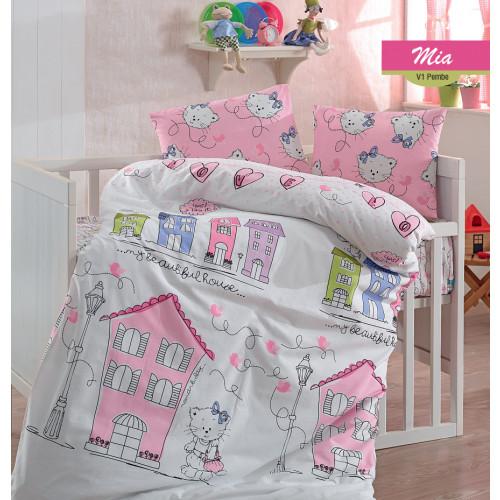 Детское белье в кроватку Arya Mia