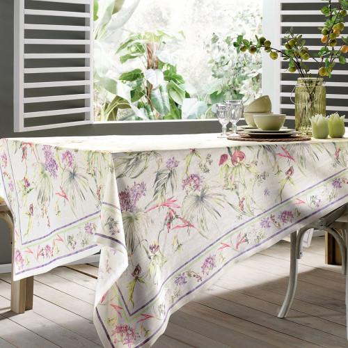 Скатерть Tivolyo Home Orchide 160x260