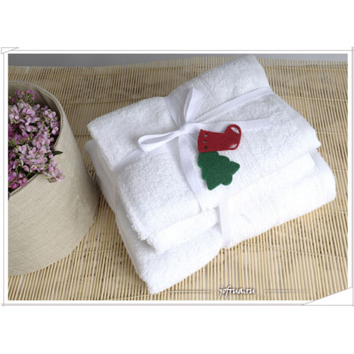 Набор полотенец Irya Shalla (белый)