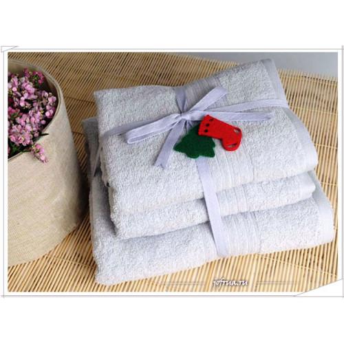 Набор полотенец Irya Shalla (серый)