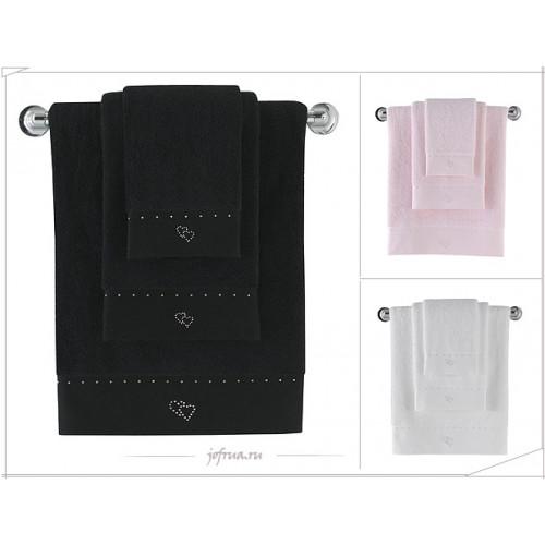 Набор полотенец с ковриком Soft Cotton Maia (3 предмета)