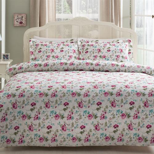 Постельное белье Tivolyo Garden (розовое)