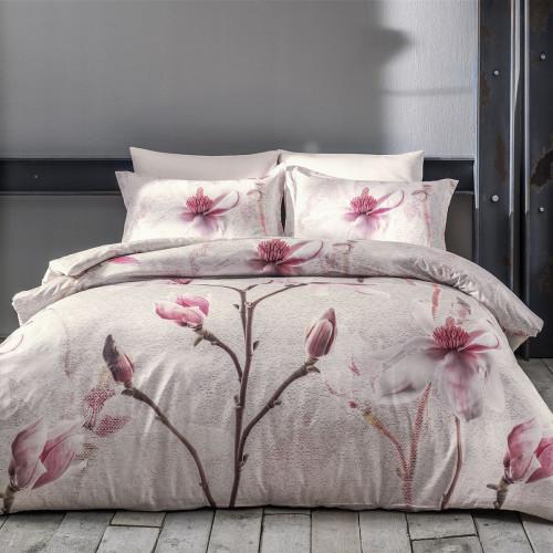 Постельное белье Tivolyo Home Orchidea (бежевое)