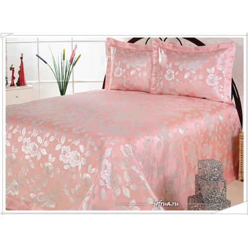 Покрывало Nazsu Gul (розовое) 240х260