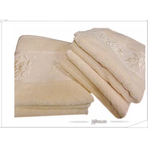 Полотенце Аrya Lauren (кремовое)