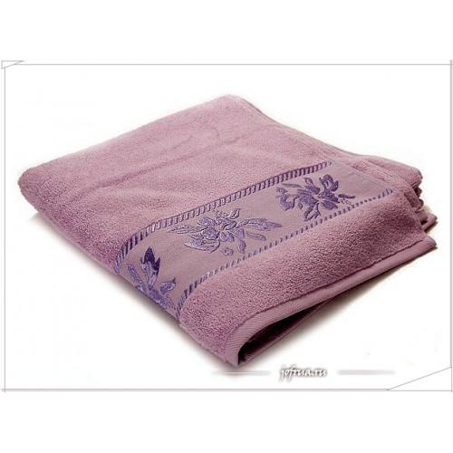 Полотенце Аrya Lauren (лиловое)