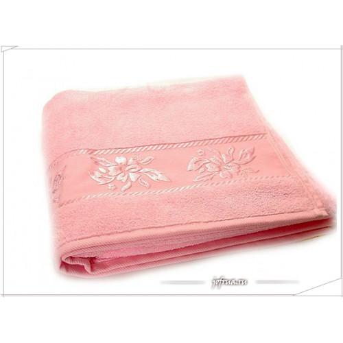 Полотенце Аrya Lauren (розовое)