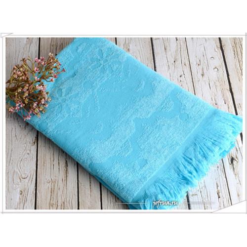 Полотенце Irya Daisy (голубое)