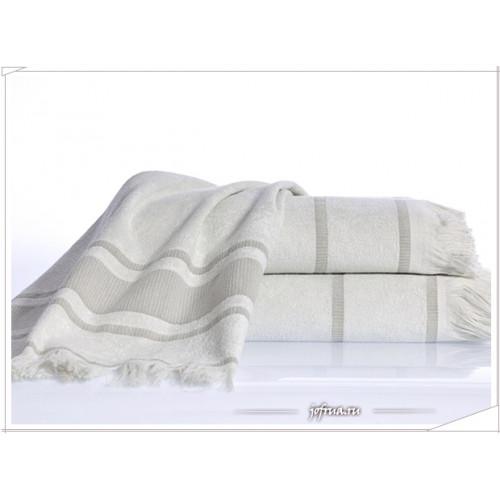 Полотенце Irya Duru (серое)