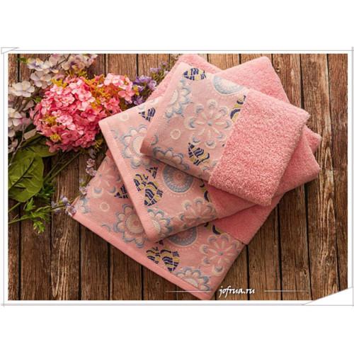 Полотенце Irya Mabella (розовое)