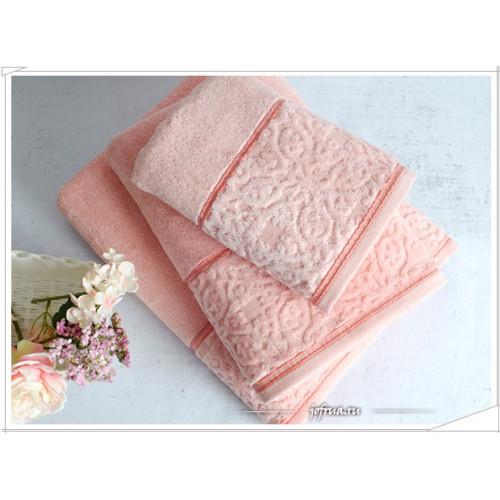 Полотенце Irya Molly (розовое)