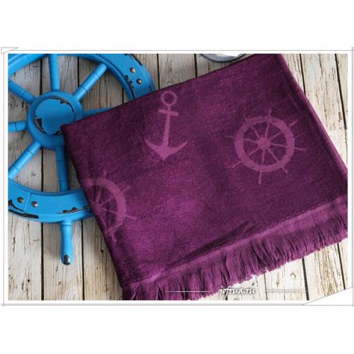 Полотенце Irya Seaside (фиолетовое)