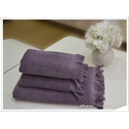 Полотенце Soft Cotton Fringe (фиолетовый)