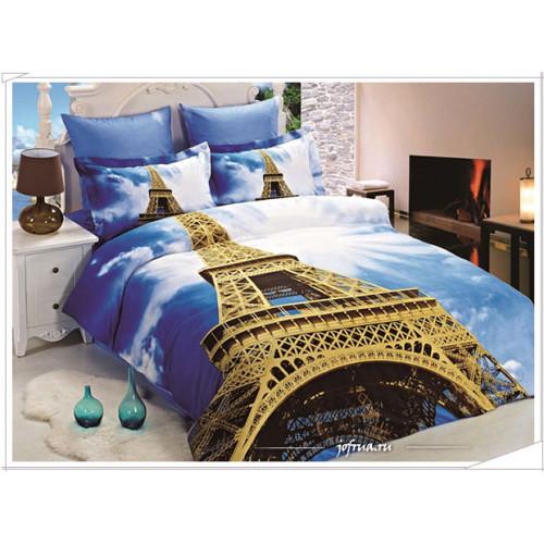 Постельное белье Arya Eiffel Tower