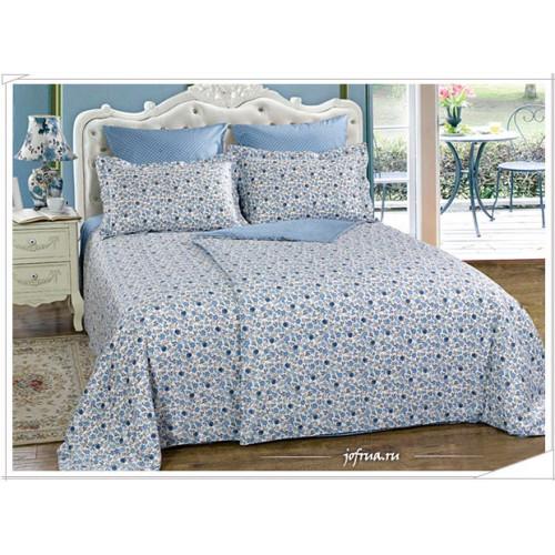 Постельное белье Arya Gabes (голубое) 1.5-спальное
