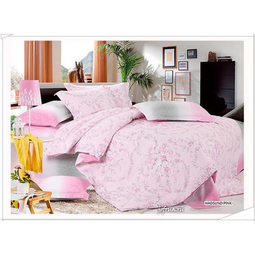 Постельное белье Arya Hadsund (розовое)