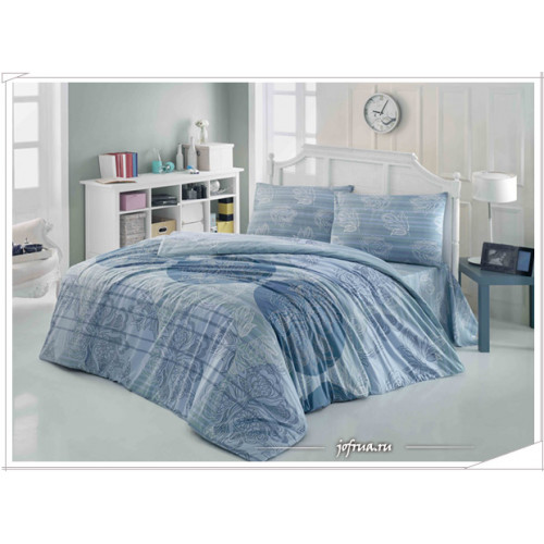 Постельное белье Brielle 604 (голубой)