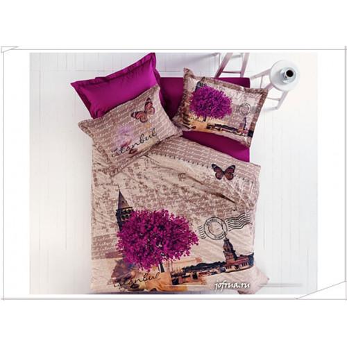 Постельное белье Karaca Home Erguvan