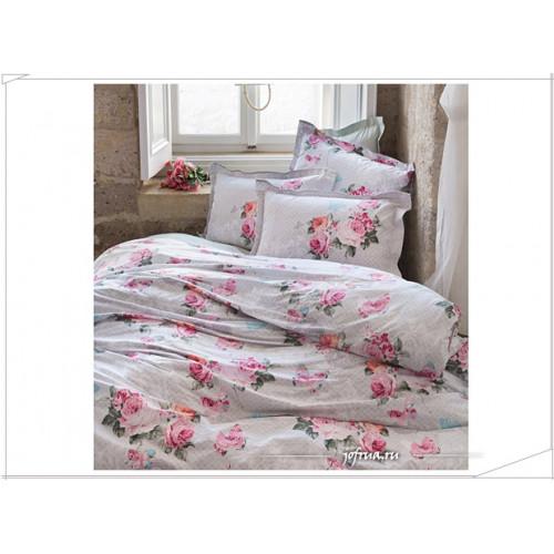 Постельное белье Karaca Home Malia (розовое)