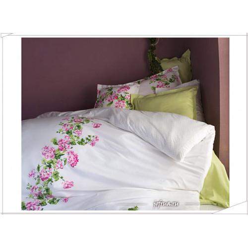 Постельное белье Karaca Home Mara (розовое)