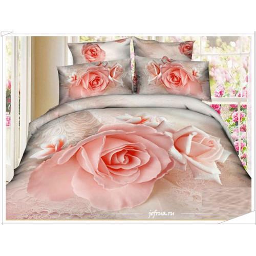 Постельное белье Karven 467 Розы в кружевах