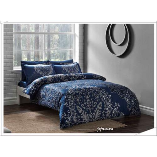 Постельное белье TAC Fabia (синее)