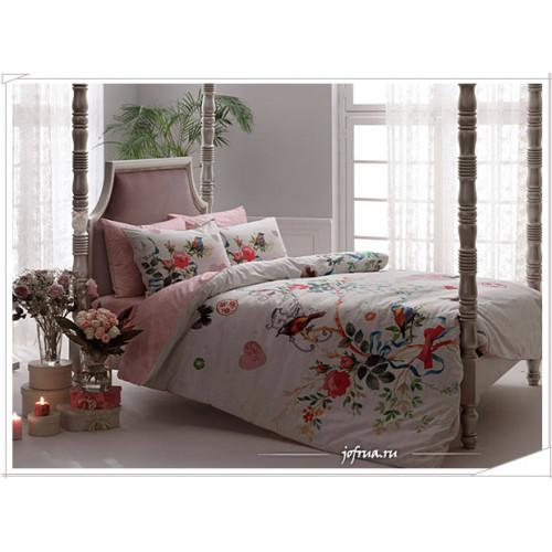 Постельное белье TAC Joselyn (розовое)