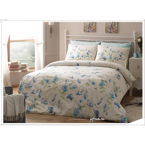 Постельное белье TAC Sienna (голубое)