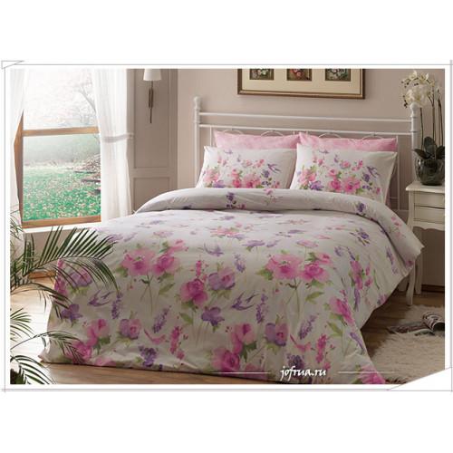 Постельное белье TAC Sienna (розовое)