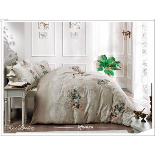 Постельное белье Tivolyo Home Rose Brodery